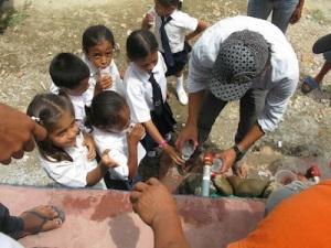 Yale Alumnus' NGO Provides Safe Drinking Water in Rural Ecuador