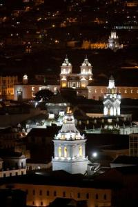Quito´s historical old town